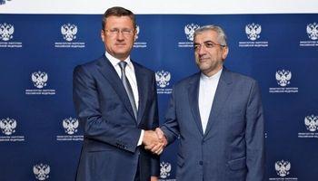 ایران و روسیه بر گسترش همکاریهای اقتصادی تاکید کردند