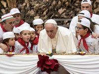 جشن تولد پاپ در ۸۱ سالگی +تصاویر