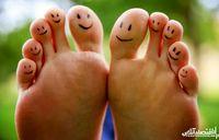 پاها در مورد سلامتی شما چه می گویند؟