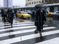 ترافیک روان در معابر تهران
