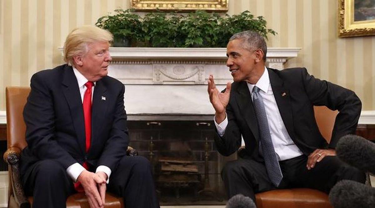 واکنش اوباما به کرونایی شدن ترامپ