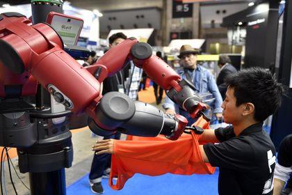 نمایشگاه بینالمللی رباتها در سال۲۰۱۷ +تصاویر