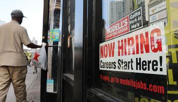 افزایش نرخ بیکاری در بریتانیا