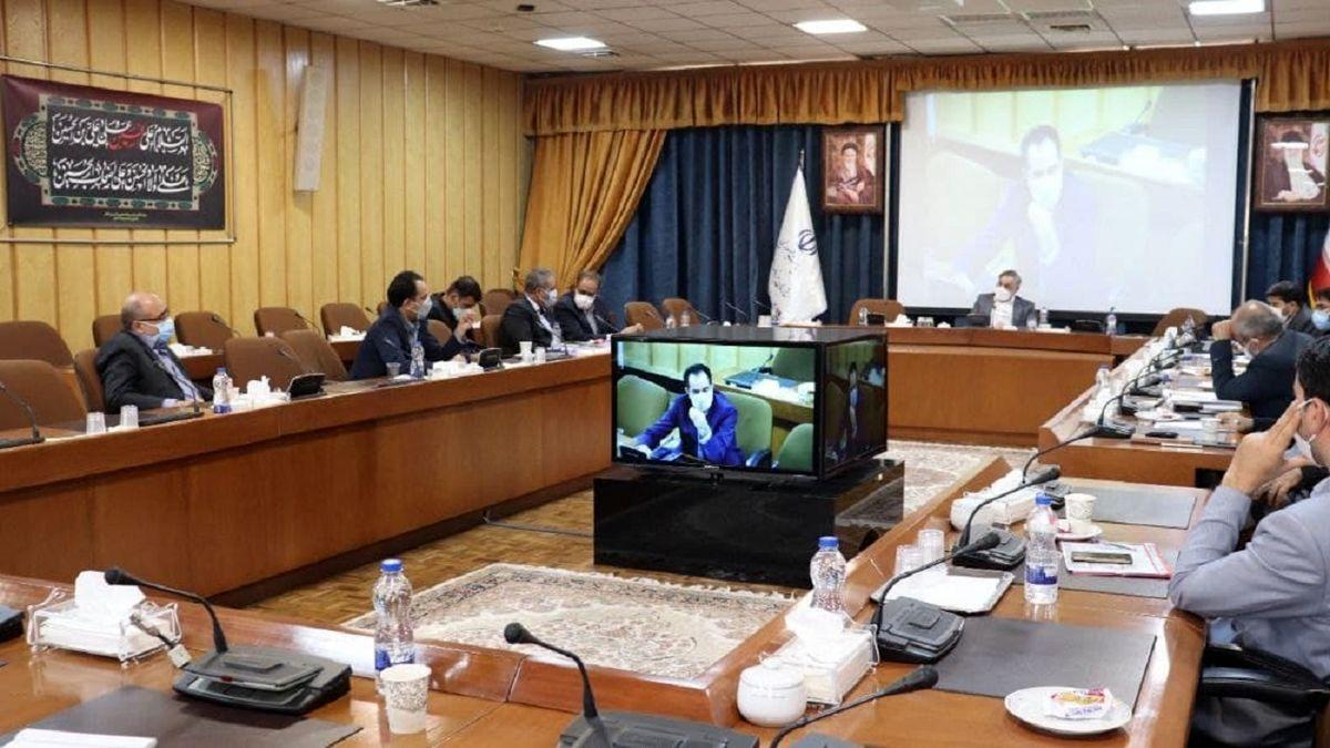 اولین جلسه کارگروه برنامه و بودجه هدفمندسازی یارانه ها برگزار شد
