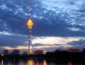 برج تلویزیون پکن چین
