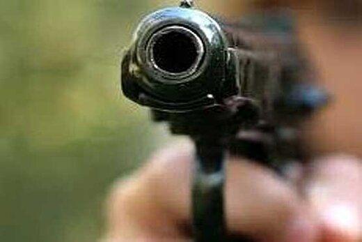 قتل راننده تاکسی اینترنتی با کلت