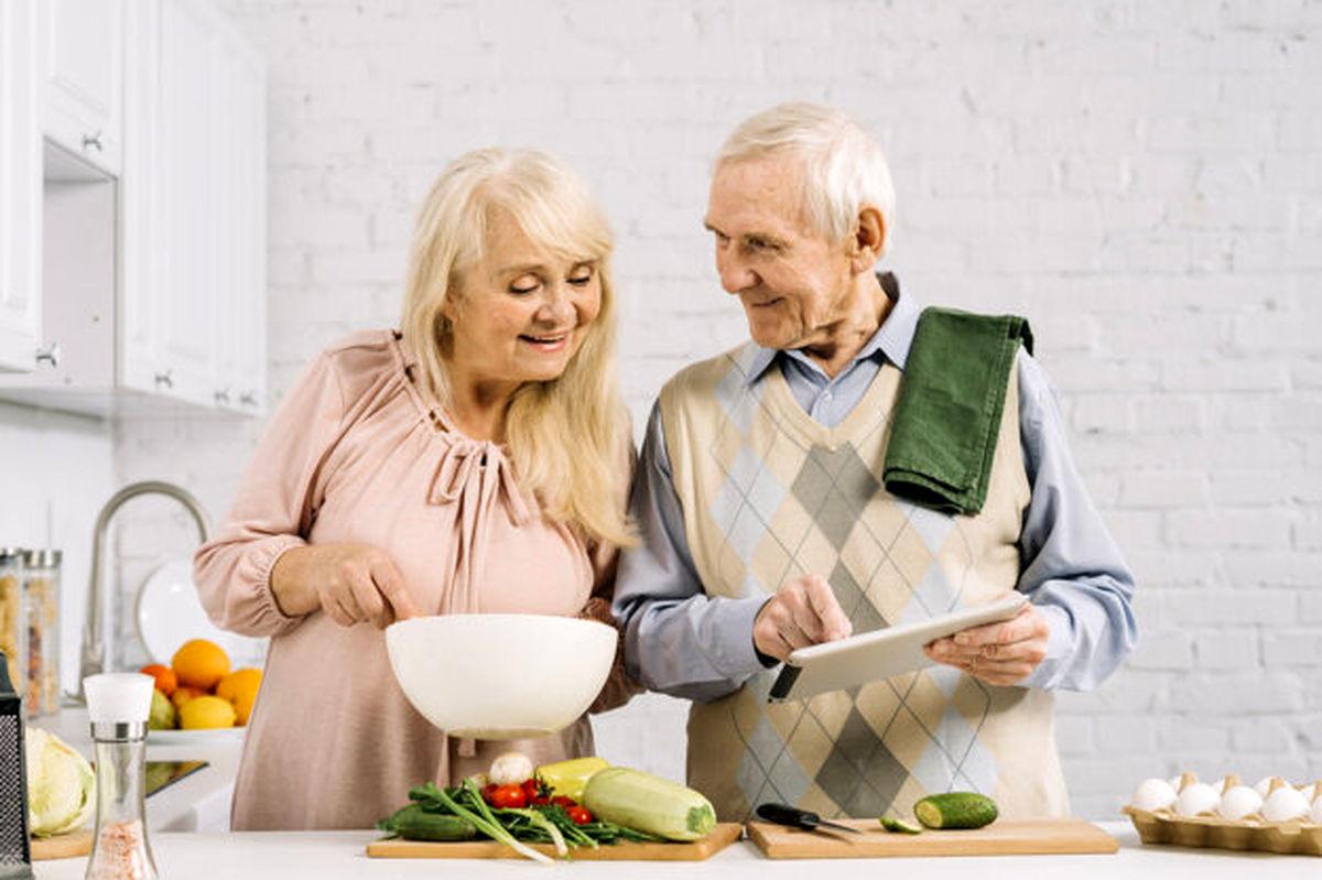 کار منزل موجب بزرگ شدن مغز سالمندان میشود