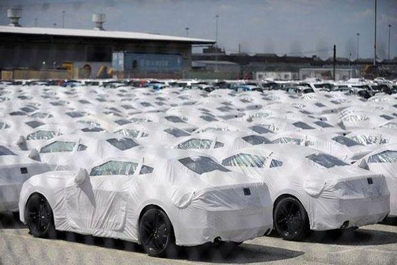 ۳۰۰۰ دستگاه؛ خودروهای غیرقابل ترخیص در گمرکات