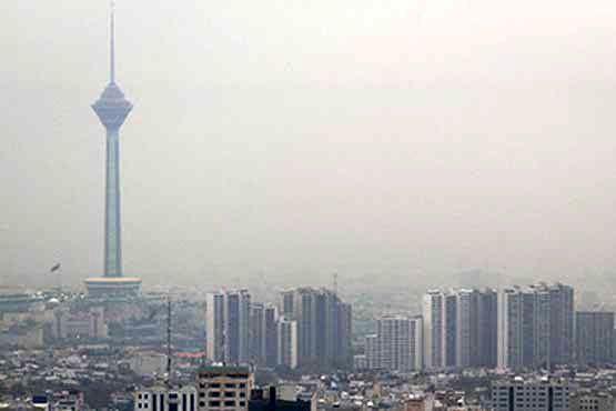 امسال تهرانیها 49روز در هوای آلوده نفس کشیدهاند