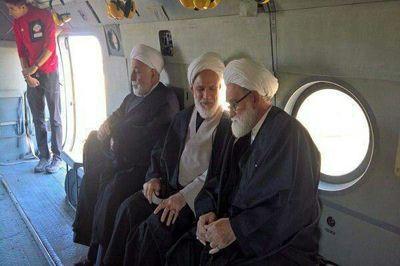 ورود هیئتی به سرپرستی حجتالاسلام معزی به کرمانشاه