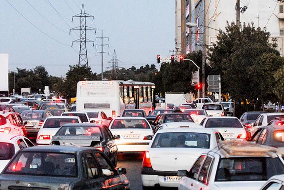 محدودیتهای ترافیکی تشییع شهید سلیمانی پایان یافت؟