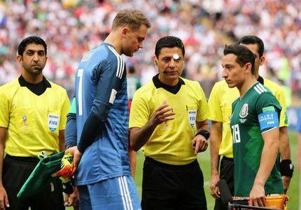 قضاوت تیم داوری ایران در ردهبندی جام جهانی؛ فغانی بین انگلیس و بلژیک داوری میکند