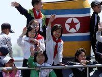زندگی در نوار مرزی کره شمالی +تصاویر