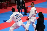 ناکامی پورشیب از رسیدن به مدال کاراته وان مسکو