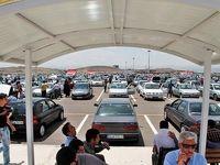 کورس قیمتها در بازار خودرو