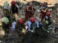 هر 3کارگر مدفون شده زیر آوار فوت شدند