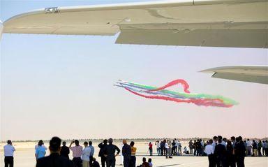 نمایشگاه هوایی دبی