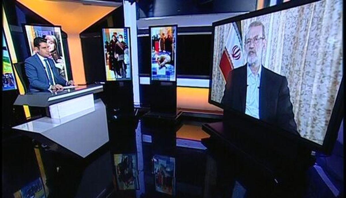 مذاکره مستقیم ایران و آمریکا از نظر علی لاریجانی