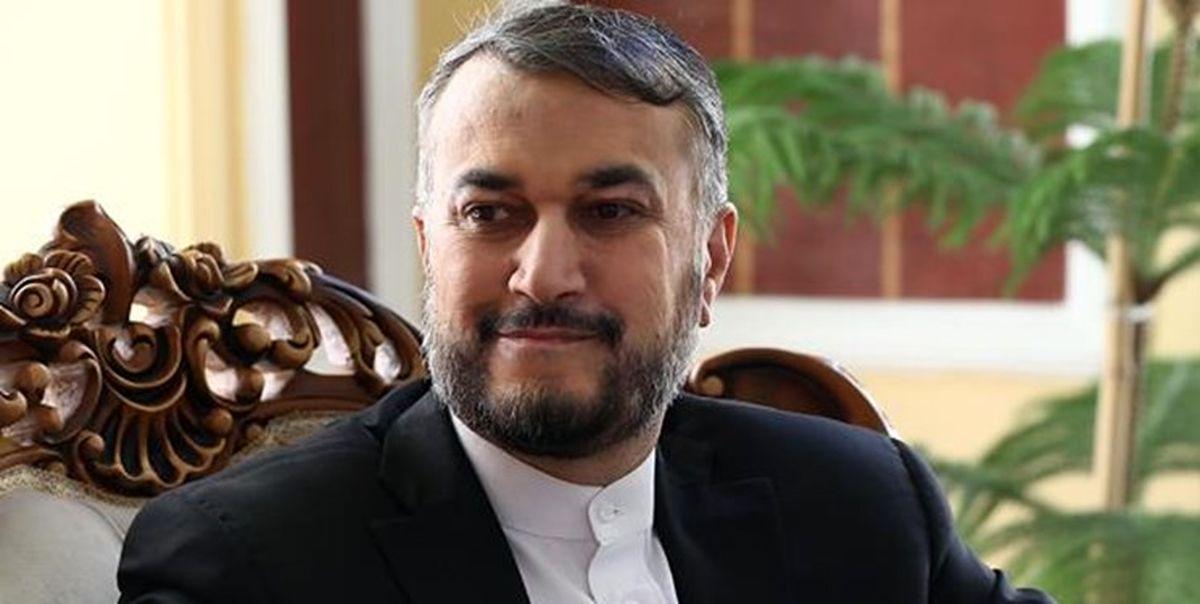 امیرعبداللهیان: فرصت بازگشت طرفهای برجامی رو به پایان است