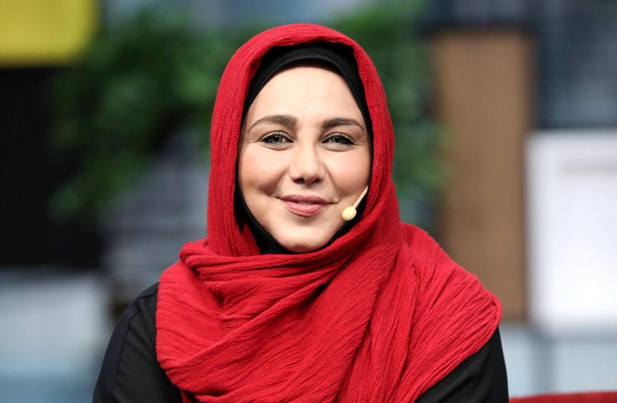 پشت پرده فیلم بیحجاب بهنوش بختیاری +عکس