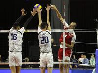 غول کشی والیبال ایران با شکست لهستان