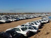 ظرفیت پارکینگهای مهران تکمیل شد