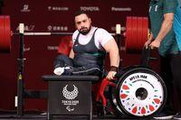 رستمی اولین مدال طلای ایران را کسب کرد