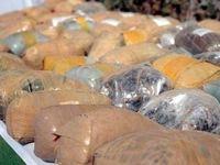 کشف بیش از  یک تن مواد مخدر در مرز جکیگور