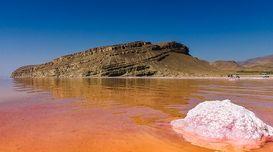 فاصله کوتاه دریاچه ارومیه تا نابودی +فیلم