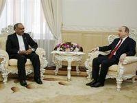 دیدار سفیر ایران با رئیس مجلس نمایندگان تاجیکستان