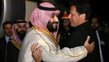 هدیه جنجالی پاکستان برای بن سلمان چه بود؟ +عکس
