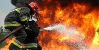 مهار آتشسوزی در انبار بزرگ لوازم خانگی در جنوب تهران