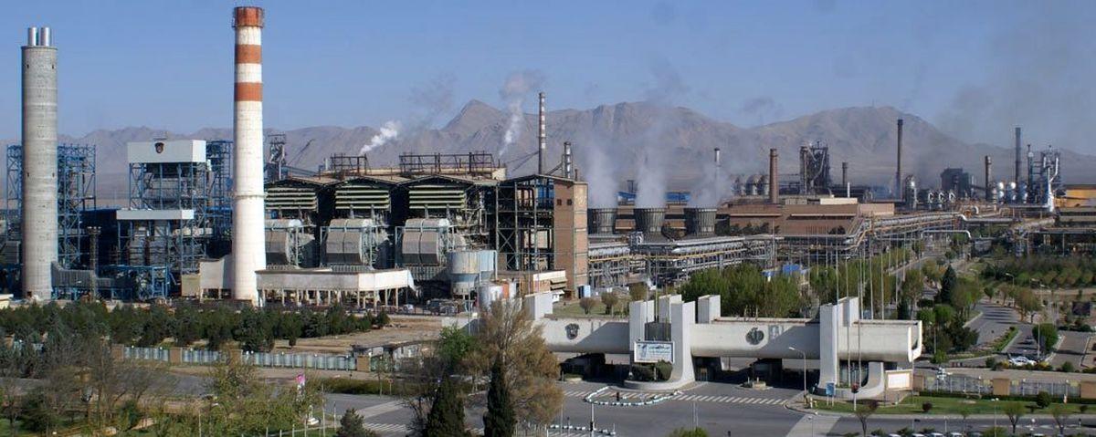 صادرات نیمی از محصولات ذوب آهن با وجود شرایط تحریمی