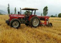 بارش خوب نباید ما را از نوسازی سیستمهای آبیاری کشاورزی بازدارد