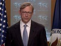برایان هوک: آمریکا به دنبال درگیری با ایران نیست