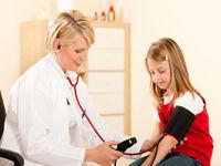 عوامل موثر در فشار خون کودکان