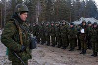اعلام آماده باش سوئد برای درگیری احتمالی با روسیه