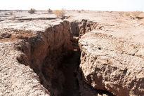 تاثیرپذیری ۱۸استان پرجمعیت کشور از فرونشستها/ آخرین رتبهبندی استانهای درگیر با مخاطرات زمین