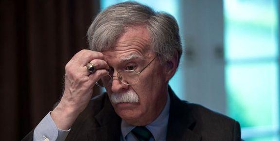 هدف فشار حداکثری آمریکا بر ایران از زبان «بولتون»