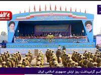 روحانی: نیازمند ارتش، سپاه قوی و بسیج آماده هستیم +فیلم