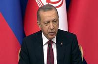 شعر فارسی که اردوغان در نشست تهران خواند