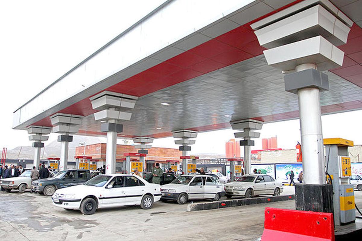 علت انفجار پمپ بنزین در تهران چه بود؟