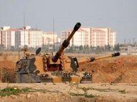ترکیه بار دیگر راس العین در شمال سوریه را هدف گرفت