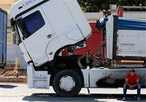 کشف یک کامیون مرگ دیگر در اروپا