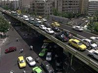 جمع آوری پل حافظ-طالقانی متوقف شد