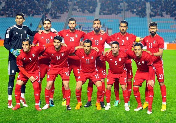 لیست تیم ملی برای اردوی ترکیه اعلام شد