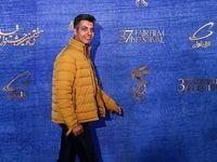 تیپ متفاوت فردوسی پور در جشنواره فجر +عکس