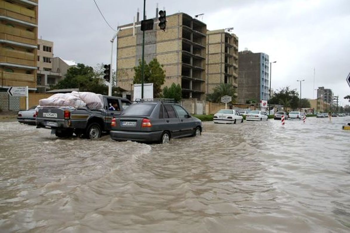 باران و هزار مشکل حل نشده شهرهای خوزستان