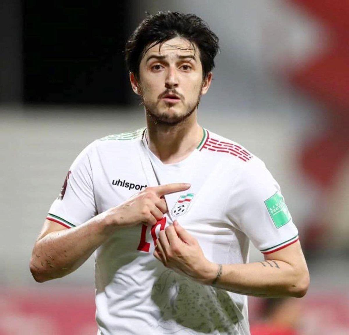 پیروزی ٣ بر صفر تیم ملی فوتبال ایران مقابل بحرین