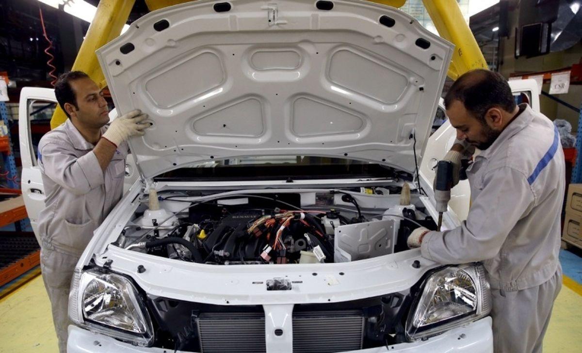 تعداد زیادی از قطعات خودرو مشمول استاندارد اجباری نیستند